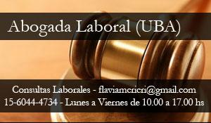 Abogada Laboral