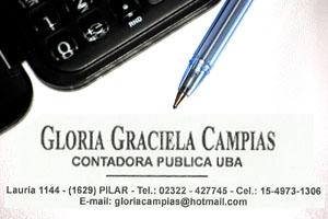 Graciela Campias Contadora