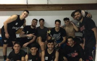Presidente Cholito se llevó la Copa