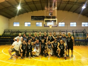 ABZC+45 Ciudad Campana 96 vs Central Bs As 64: quiere que la fiesta sea completa