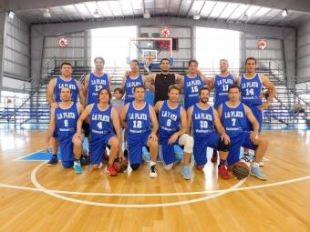 Tercer Torneo Provincial de Maxibásquet +40 en Monte Hermoso: la Plata se pone la pilcha de candidato