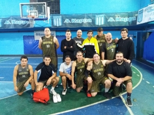 +35 B: Racing de Villa del Parque 54 vs Bella Vista 78