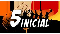 5 Inicial ::: Pasión por el Básquet